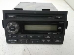 09 14 Honda Ridgeline Am Fm Cd Player Radio Oem