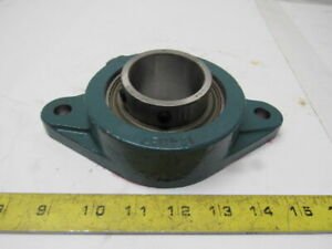 Dodge 124057 1 15 16 Bore 2 Bolt Flange Mount Bearing