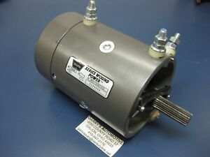 Warn 77892 7536 39972 36466 Winch Replacement Electric Motor 12v Xd9000 8274 50
