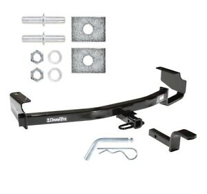 Trailer Tow Hitch For 96 03 Chrysler Town Country Dodge Caravan W Draw Bar Kit