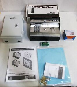 Doorking 1812 090 Access Control System With Accessories never Used
