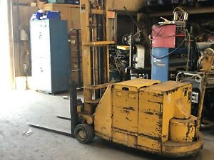 Electric Pallet Jack With Charger