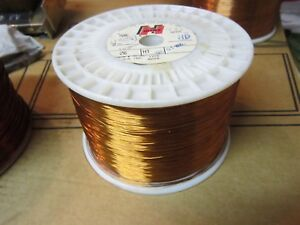 Magnet Wire 26 Awg Ht Gauge Enameled Copper Approx 10 Lb 249