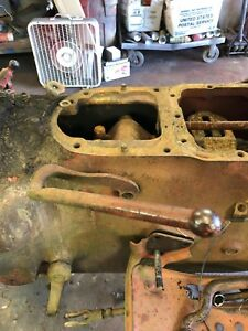 601 801 901 2000 4000 640 940 840 641 841 860 Ford Tractor Sherman Transmission