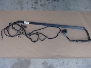 06 08 C6 Corvette Z06 Manual Transmission Torque Tube Wiring Harness Skip Shift