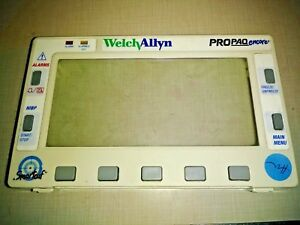 Welch Allyn Propaq Encore 204el Screen Protector Bezel W Buttons Monitor Tech