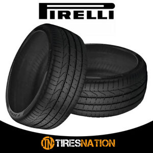 2 New Pirelli Pzero 275 40zr19 High Performance All Season Tires