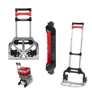 Magna Cart Personal Capacity Folding Hand Truck Collapsible Portable Cart