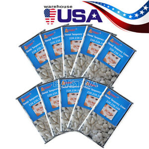 Us 10 X Dental Materials Temporary Crown Replacement 22 23 24 Anterior Teeth