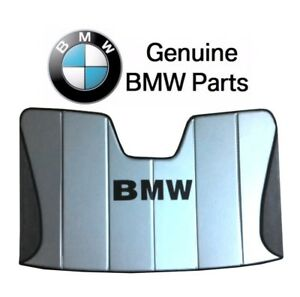 For Bmw E30 3 Series Genuine Uv Sun Shades 318i 325e 325i 325ix Coupe 1984 1991