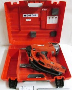 Hilti Gx 3 Gas Actuated Fastening Tool