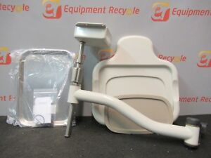 Midmark Ritter 9a427001 Fixed Top Exam Table Chair Swing Arm Instrument Tray New