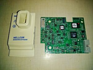 Welch Allyn Propaq Encore 204el 010 0231 00 Spo2 Port W Nellcor Lac 3 Pcb Tech