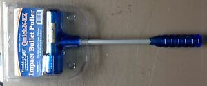 FRANKFORD ARSENAL IMPACT BULLET PULLER With 3 COLLETS-NIW