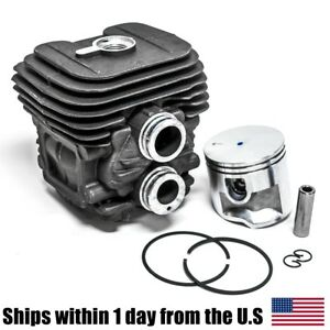 50mm Cylinder Piston Ring Kit For Stihl Ts410 Ts 410 Ts420 Chainsaw Parts