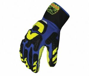 New Size Large Ironclad Vibram Rigger Insulated Work Gloves Vib rigi 04 l