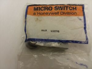 Micro Switch Honeywell Lsz59b Actuator Lever For Limit Switch Nib