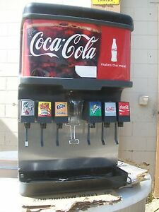 Soda Dispensing Machine C top Complete Cornelius Df 150 Bc Free Shipping Usa
