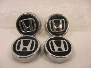 2008 Honda Crv Center Wheel Caps Hubs Set Of 4 Oem