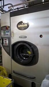 Union L880 u2000 80lbs Dry Cleaning Machine