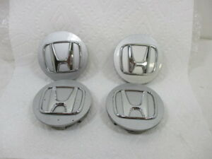 2013 Honda Accord Center Wheel Hub Caps Set Of 4 Oem