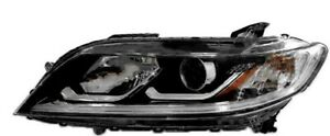 Fits Honda Accord Coupe Lx s 2016 2017 Left Driver Headlight Head Light Front