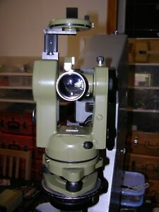 New Compass Theodolite Kern K1s The Old Surveyor Swiss Made
