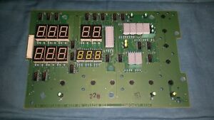 Welch Allyn 52000 Series Vital Signs Patient Monitor W125s232a Display Board Pcb