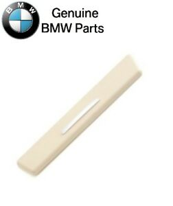 New Driver Left Side Cup Holder Trim Cover Beige Genuine Bmw E90 E91