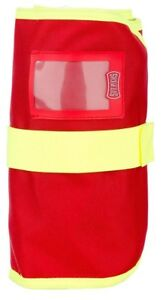 New Statpacks G3 Lightweight First Aid Quickroll Emt Intubation Red Kit