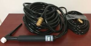 18 25 Tig Torch 350amp Water Cooled 25 By Ck Worldwide For Weldmark