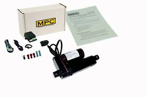 Lad Series 12 Volt Actuator W 2 Stroke With 225 Lb Max Load W Switch Kit