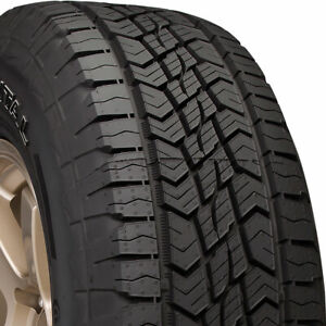 4 New 245 75 16 Continental Terrain Contact A t 75r R16 Tires 32107