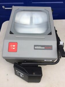 Buhl 2900 2953 Overhead Projector Transparency