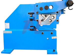Bar Shear Steel Aluminum Round Square Angle Metal Cutter Cutting Ironworker