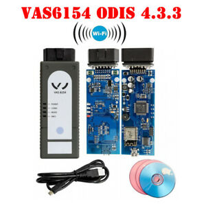 Wifi Vas6154 Odis 4 3 3 Vag Diagnostic Tool For Vw Audi Skoda Multi language