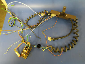 Pelton And Crane Chairman Base Harness