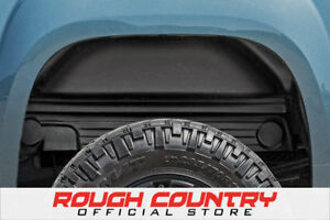 Rough Country Rear Wheel Well Liners pair 99 06 Chevy Silverado 1500