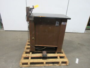 Ritter 1431 Single Spindle Pocket Hole Machine Wood Working 115v Pneumatic
