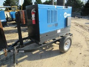 2014 Miller Big Blue 400d Diesel Welder