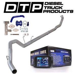 H S Mini Maxx 5 Exhaust Dpf Delete For Dodge Cummins Diesel 6 7 07 12 Egr