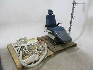 Belmont Be17 Dental Patient Exam Chair W Delivery System