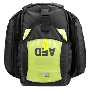 Statpacks G3 Quicklook Ems Aed Medic Backpack Bag Black Stat Packs