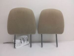 2012 2017 Toyota Prius V Left Right Front Cloth Head Rest Headrests Rests