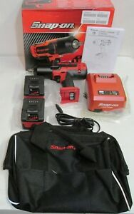New Snap on Ct8850 18 V 1 2 Drive Cordless Monsterlithium Impact Wrench new