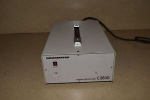 Hamamatsu Power Supply Unit C2830