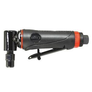 Astro Pneumatic 204 Onyx Composite Body 1 4 90 Angle Die Grinder