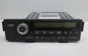 06 08 Honda Ridgeline Xm Satellite Radio Receiver 4as0 W Remote Cd Control Oem