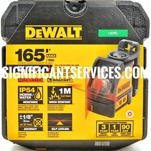 Dewalt Dw088k Self Leveling Horizontal vertical Cross Line Laser Level New a