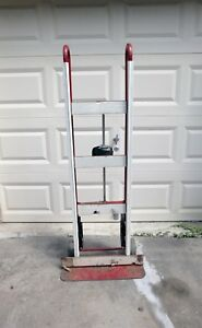Milwaukee Deluxe Appliance Hand Truck Dolly 5 Heavy Duty Baltimore